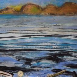 Tides treasures, Ilse of Bute by Carol Taylor