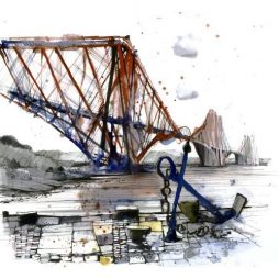 The Forth Bridge by Ian Fennelly
