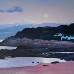Warm Evening Rockcliffe by Alison Proudlock