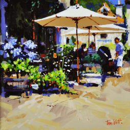 Lunchtime Shade, Lott Vallery by Tom Watt