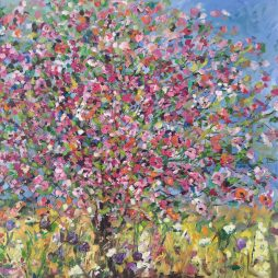 Butterfly Tree by Julie Dumbarton