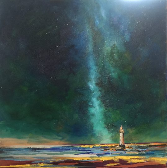 Light of the Milky Way by Julie Dumbarton