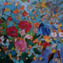 Summer Blossom by Julie Dumbarton