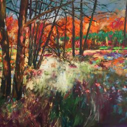 The Red Forest by Julie Dumbarton