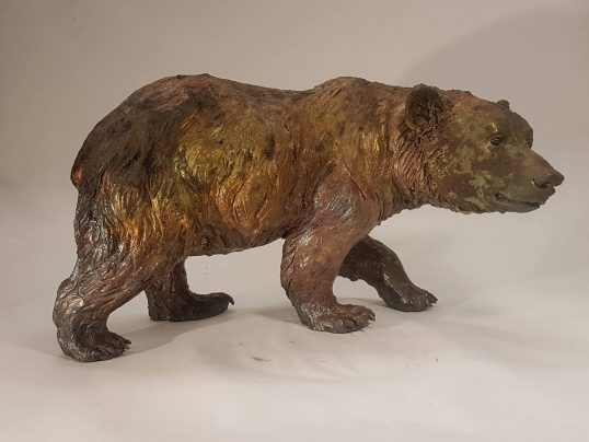 Grizzly Bear by Lesley McKenzie