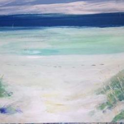 Hebridean Afternoon I by Catriona Taylor