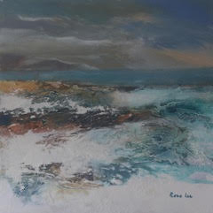 Incoming Tide, Harris by Rona Lee