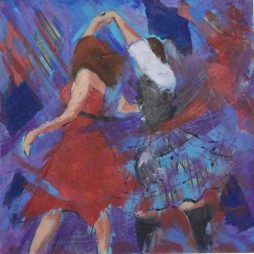 RED UNDER by Janet Mccrorie