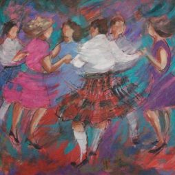 SKIPPING by Janet Mccrorie