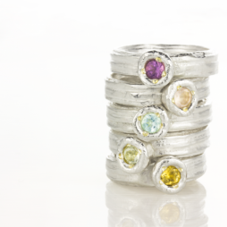 Rings by Fiona Hutchinson