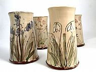Vases by Michelle Lowe
