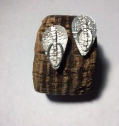 Earrings by Eileen MacAlister