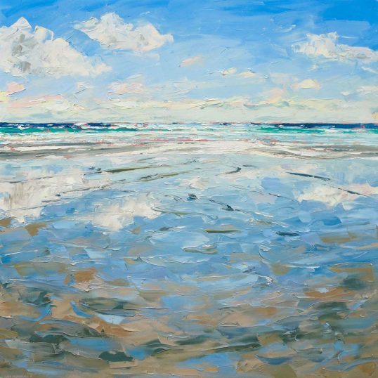 Fresh day on Tiree by Amy Marshall