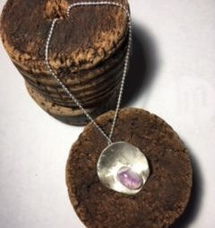 Pendant by Eileen MacAlister