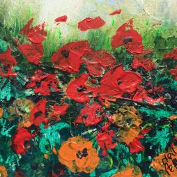 Poppy Summer by Neil Pettie