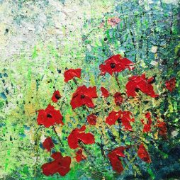 Summer Poppies by Neil Pettie