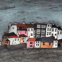North Shore, Anstruther by Clive Ramage