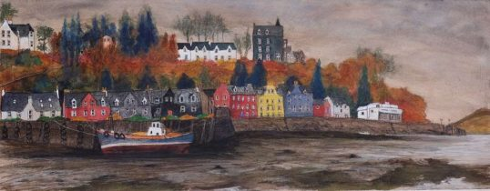 Tobermory by Clive Ramage