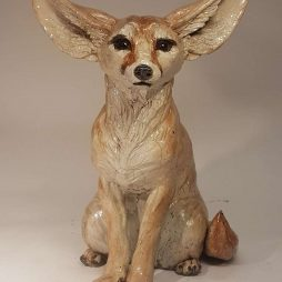 Fennec Fox by Lesley McKenzie