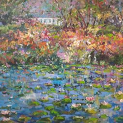 Giverney by Julie Dumbarton