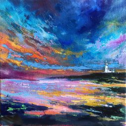 The Lighthouse by Julie Dumbarton