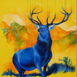 Royal Blue by Louise McNaught