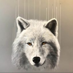 Winter is coming by Louise McNaught
