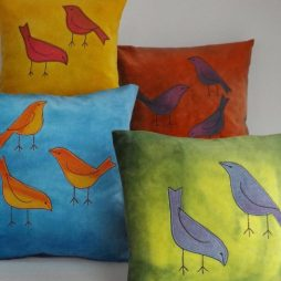 Cushions by Jo Gallant