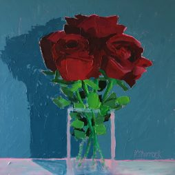 Red Roses by Fiona Sturrock