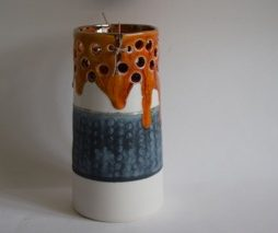 Caramel Blue by Moya Tosh