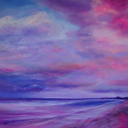 Towards North Berwick by Allison Young