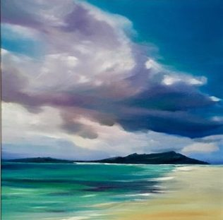 Spring In the Air, Arisaig by Sarah Anderson