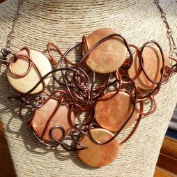 Infinity Necklace by Alison Sinclair MacSween
