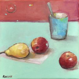 Apples by Basia Roszak
