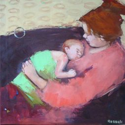 Mother and Child by Basia Roszak