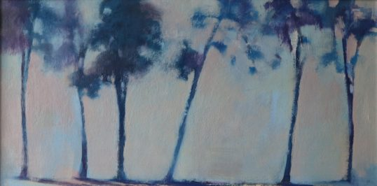 Treeline Study by Claire Beattie