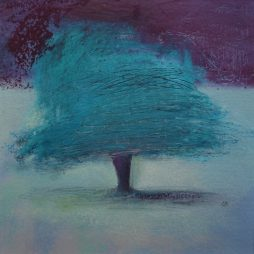 Pastel Study I by Claire Beattie