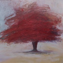 Pastel Study III by Claire Beattie