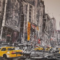 Times Square by Gregor Reid