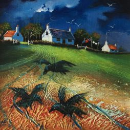 The Crow Road Revisited by Mags Donald