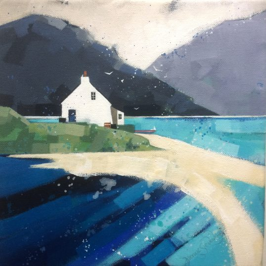 Incoming Tide by Dionne Sievewright
