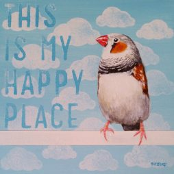 This is my happy place by Stanley Bird
