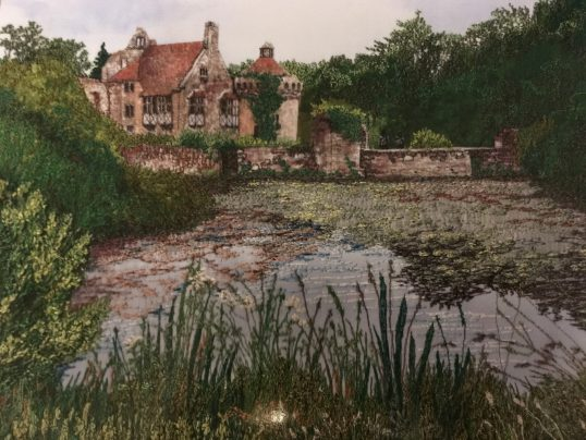 Scotney Castle by Jacque Wakely