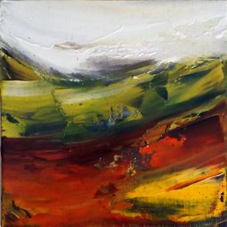Autumn Hills I by Shirley Pinder