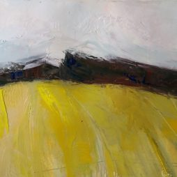 Golden Fields by Shirley Pinder