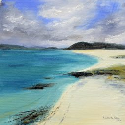 Days at Luskentyre by Angela Lawrence