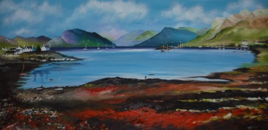 Plockton by Tracy Weir