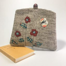 Clutch Bag by Irene Campsill