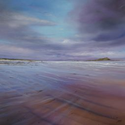 Morning Walkl, Low Tide, Yellowcraigs by Allison Young