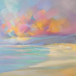 Berneray Dunes by Donald Macleod